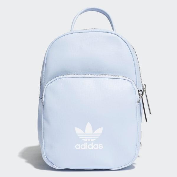 118ac59cee0 adidas Classic Mini Backpack - Blue | adidas Canada