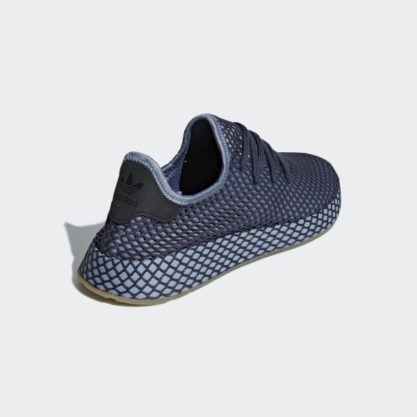 f421b81245ac Deerupt Runner Shoes Dark Blue / Dark Blue / Ash Blue B41772