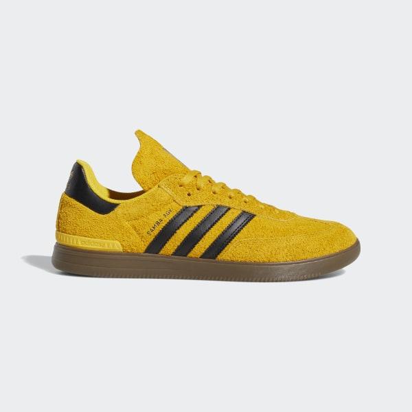 29b904b5d Samba ADV Shoes Bold Gold / Core Black / Gum DB3188