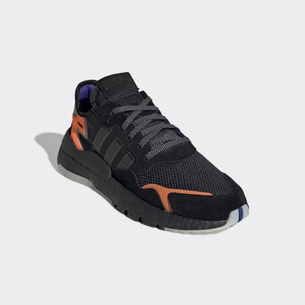 timeless design 6ad2f 1b020 Nite Jogger Shoes Core Black   Carbon   Active Blue CG7088