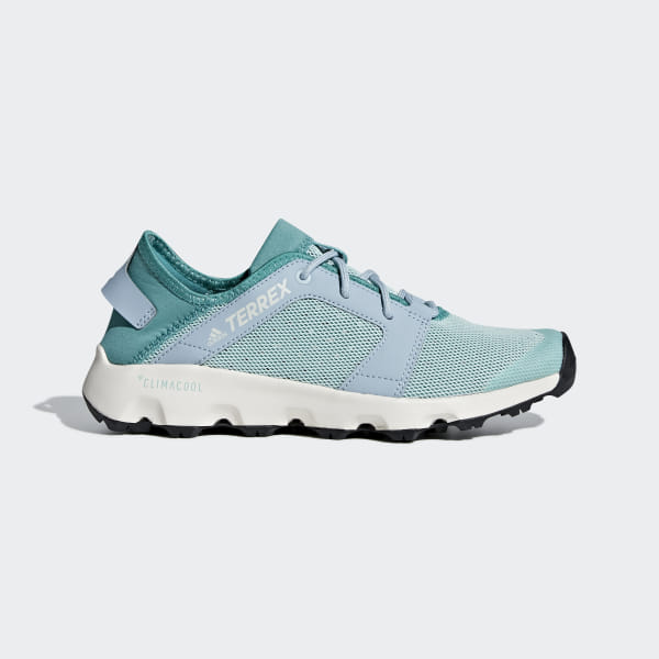 the best attitude 60d5e b6af8 Terrex Climacool Sleek Voyager Shoes Clear Mint   True Green   Chalk White  BC0463