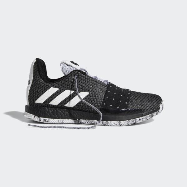 7182d4a504e1 Harden Vol. 3 Shoes Core Black   Ftwr White   Core Black BB7723
