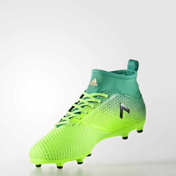 hot sale online d24f6 ce298 adidas ACE 17.3 Primemesh Firm Ground Boots - Green | adidas New Zealand