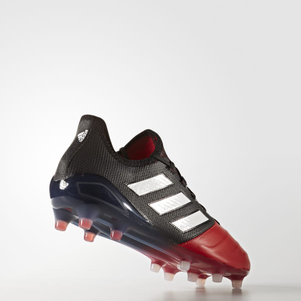 cheap for discount 8cc62 ae97f adidas ACE 17.1 Leather Firm Ground Cleats - Black | adidas US
