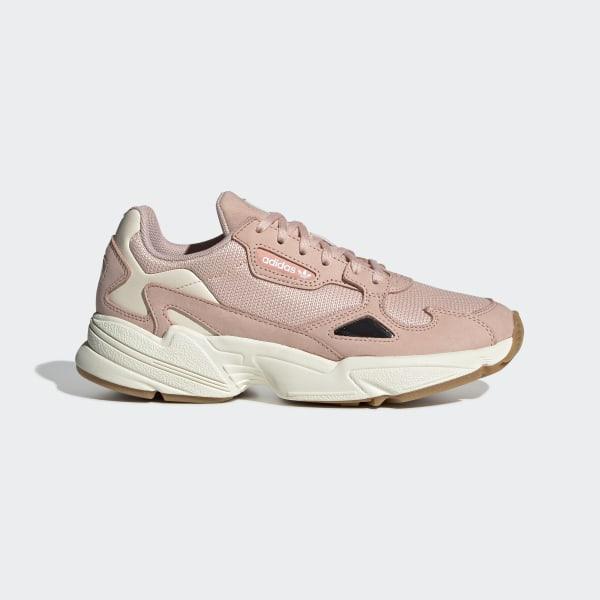 55a3d432e6 adidas Falcon Shoes - Pink   adidas US