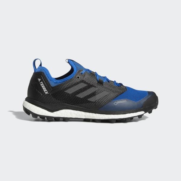free shipping b2a6c 95f59 Terrex Agravic XT GTX Shoes Core Black / Grey One / Blue Beauty AC7656