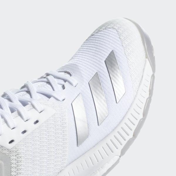 2340aa392 Crazyflight X 2.0 Shoes Cloud White / Silver Metallic / Grey Two CP8901