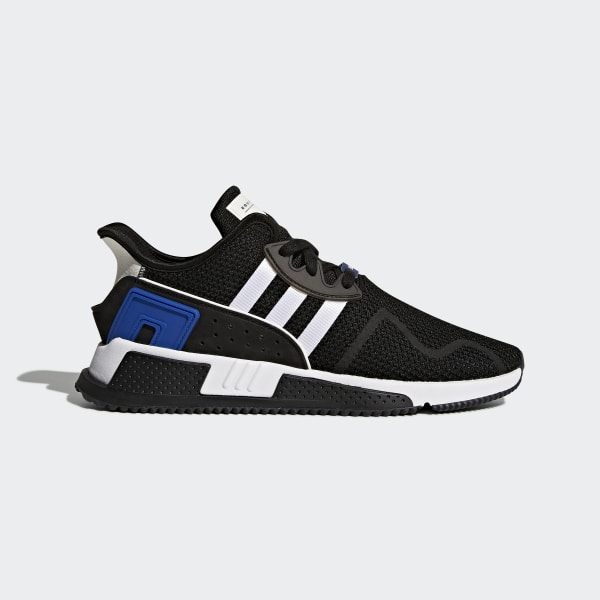 buy popular 6d629 c4829 adidas EQT Cushion ADV Shoes - Black | adidas New Zealand