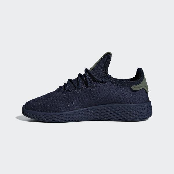 adidas PW Tennis HU schoenen blauw