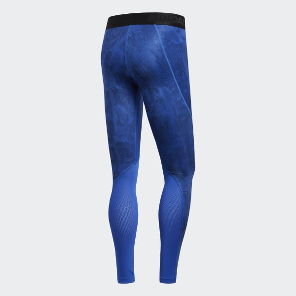 925fb79424 adidas Alphaskin Sport Supreme Speed Long Tights - Blue | adidas US