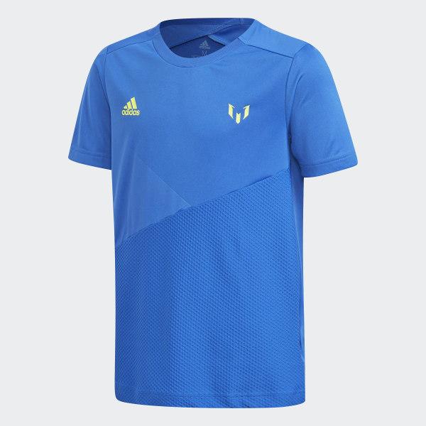 0dacf62a218 adidas Messi Tee - Blue | adidas Switzerland