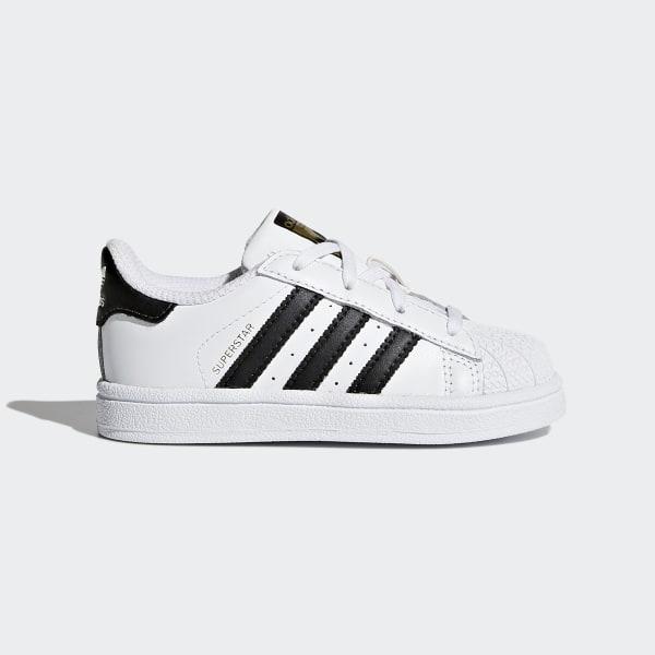 Chaussure Superstar - blanc adidas   adidas