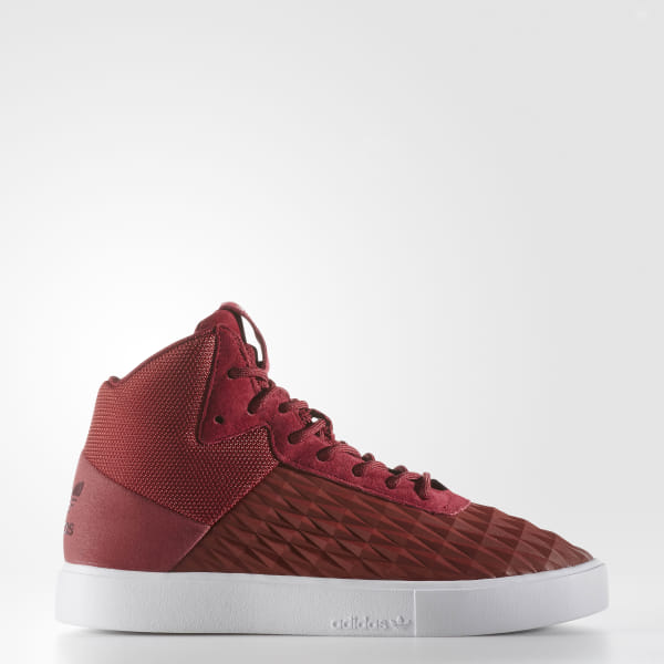 adidas Splendid Mid-Cut Shoes - Red | adidas US