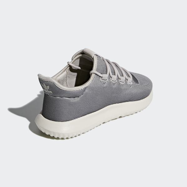 Neue Damen Adidas Tubular Shadow Platinum Metallic
