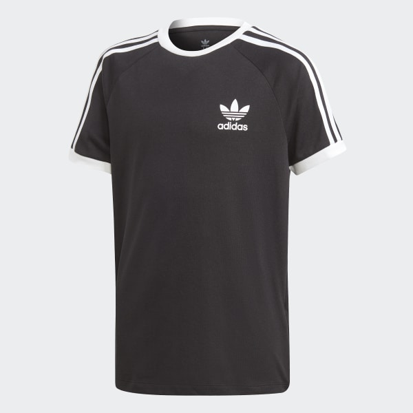 b46c62ab98a adidas 3-Stripes Tee - Black | adidas US