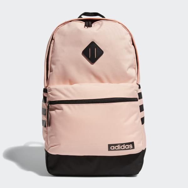 4c5ab11c68 adidas Classic 3-Stripes 3 Backpack - Pink | adidas US