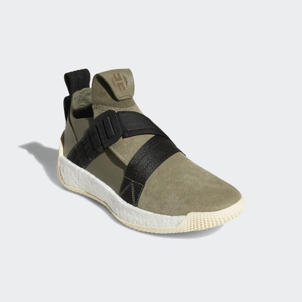 d2fb1dd2dbb Harden LS 2 Shoes Trace Cargo   Core Black   Ecru Tint AQ0020