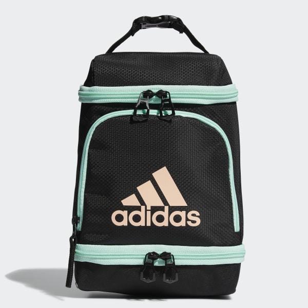 793137e08f6 adidas Excel Lunch Bag - Black | adidas US