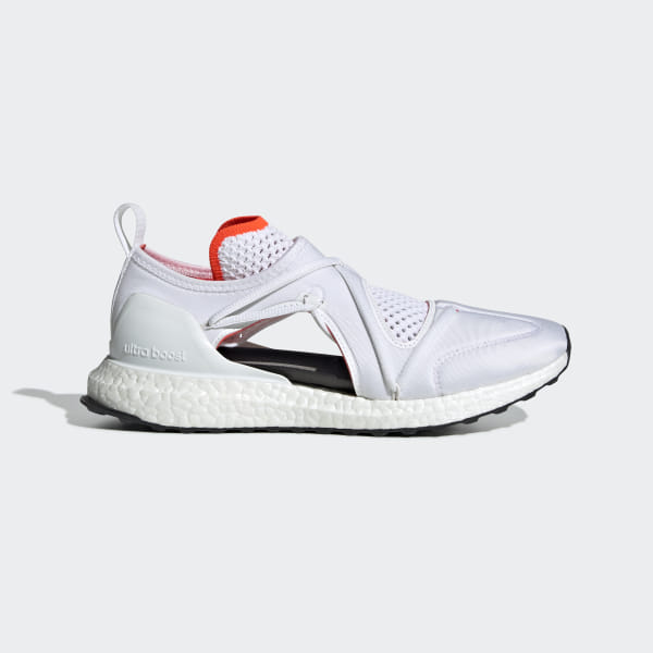 47b54d23 Кроссовки для бега Ultraboost T core white / core black / solar red D97722