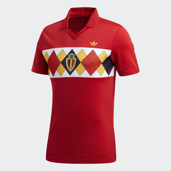 f1cc099a2 adidas Belgium Jersey - Red | adidas US