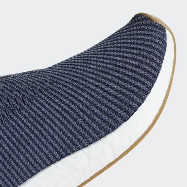 1bd1739c91617c NMD_CS2 Primeknit Shoes Trace Blue / Light Solid Grey / Gum D96741