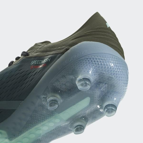 67380fc90 X 18.1 Firm Ground Boots Raw Green   Night Cargo   Clear Mint DB2249
