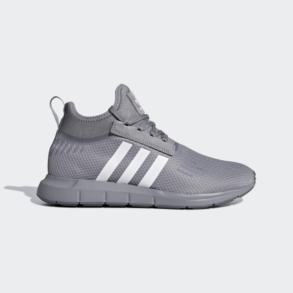 new product d2ee1 17d0f Swift Run Barrier Shoes Grey   Cloud White   Grey AQ1024