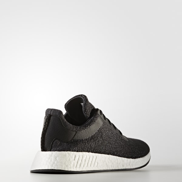 online store 32289 ef8e0 adidas Men's wings + horns NMD_R2 Primeknit Shoes - Black | adidas Canada