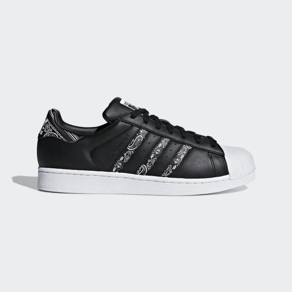 basket adidas americana, Adidas Superstar Noire Chaussure