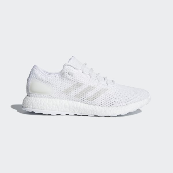 the best attitude d123e c1637 Pureboost Clima Shoes Cloud White   Grey One   Crystal White BY8897