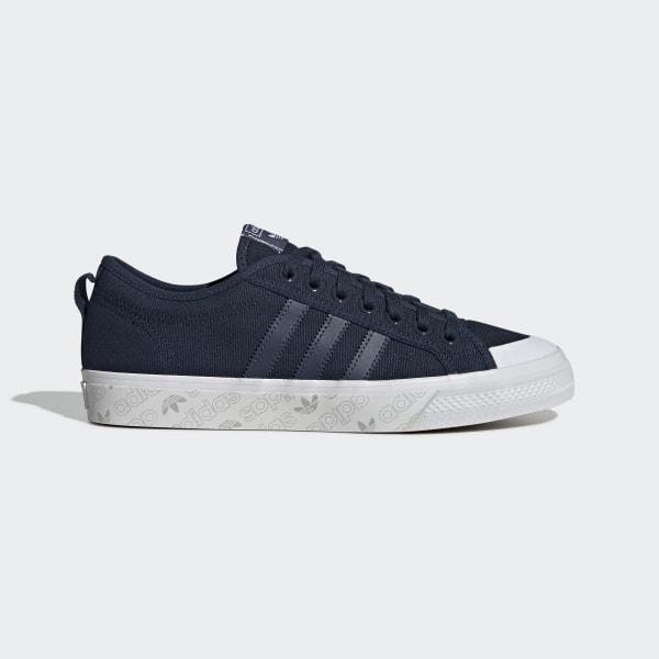 adidas Nizza Schuh Blau   adidas Austria