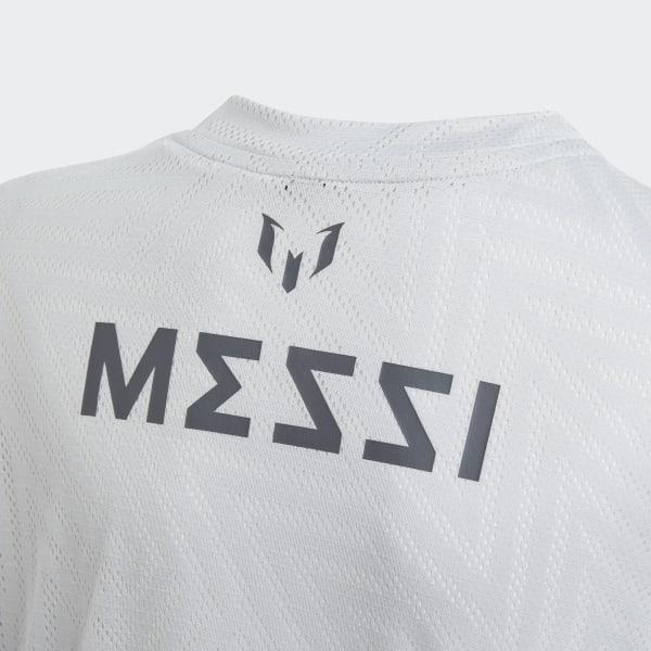 4f886d755 adidas Messi Icon Jersey - Grey   adidas UK