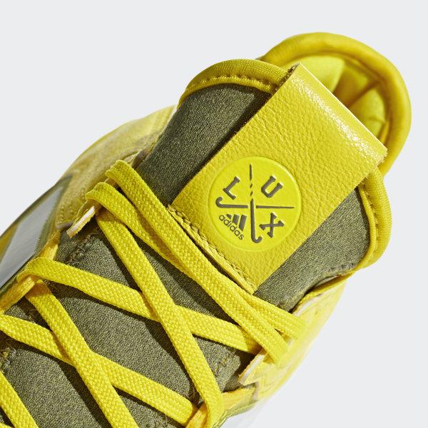 adidas Pitch schoenen groen geel zwart in de WeAre Shop