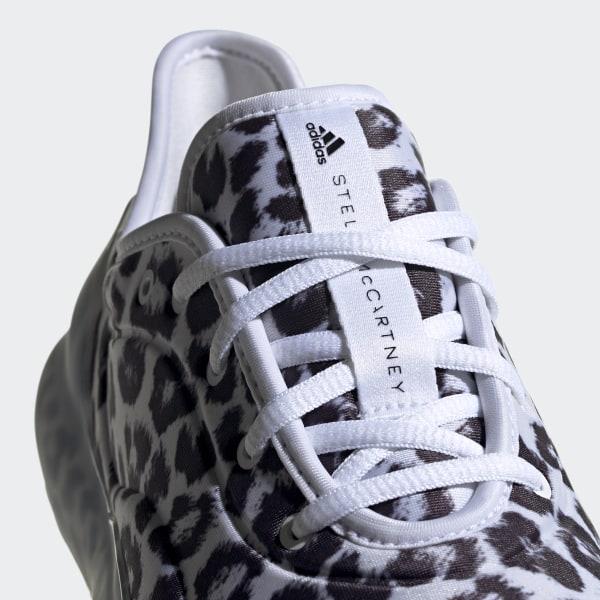 a2a8516ef1 adidas by Stella McCartney Court Boost Shoes White / White / Weiss-Schwarz  F33803