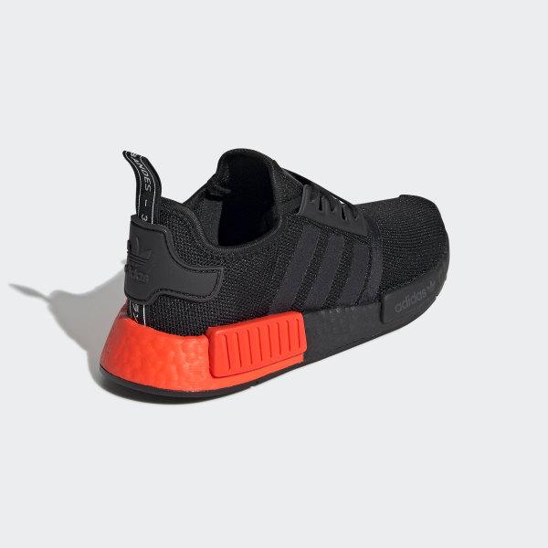quality design ca9cf 6cbd9 adidas NMD_R1 Shoes - Black   adidas Australia