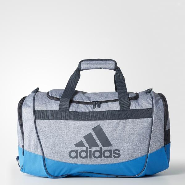 cd815bd6c28935 adidas Defender 2 Duffel Bag Medium - Grey | adidas US