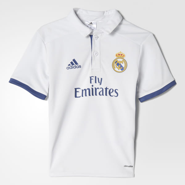 9cd043affe7 Real Madrid Home Mini Kit Crystal White / Raw Purple AI5192