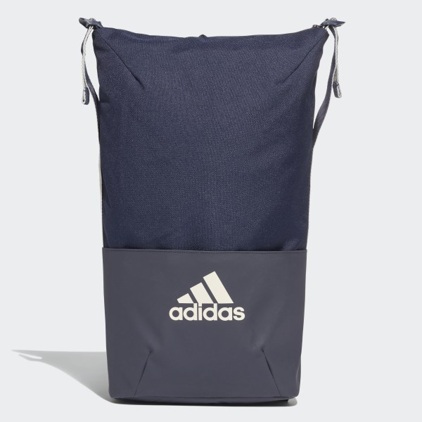 b18c7da344 adidas Z.N.E. Core Backpack Legend Ink   Raw White   Raw White DT5084