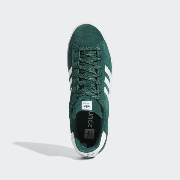 adidas Campus ADV Shoes Green   adidas Australia