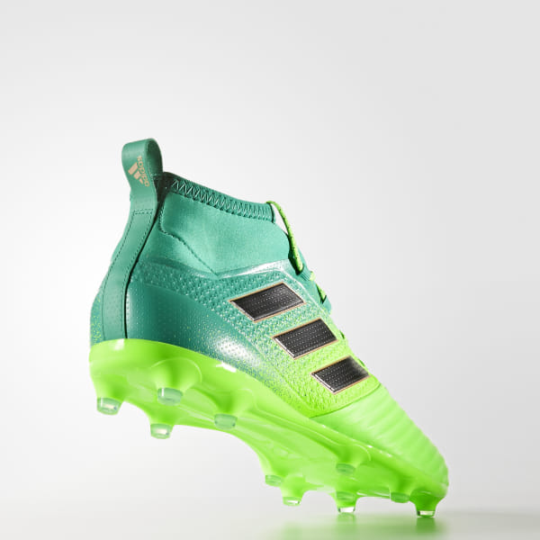 huge discount b082e b104a adidas ACE 17.2 Primemesh Firm Ground Cleats - Green | adidas US