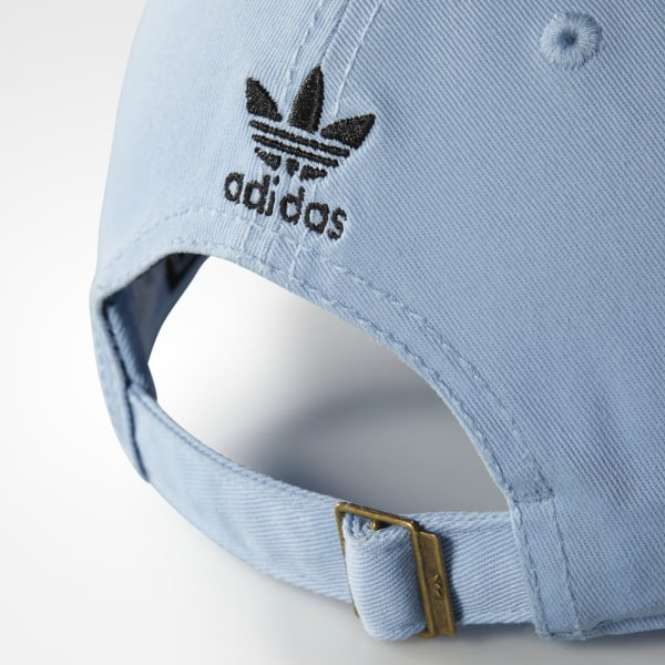 02f1722c0849c Relaxed Washed Cap Ice Blue CI8466