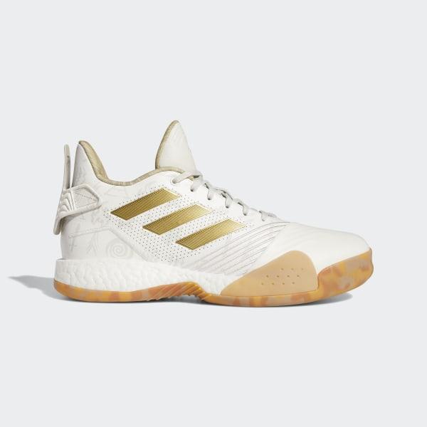 c913a14c T-Mac Millennium Shoes Cloud White / Gold Metallic / Cloud White G27750