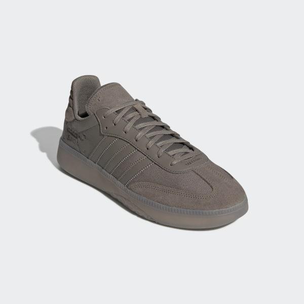 adidas Samba RM Shoes Brown | adidas US