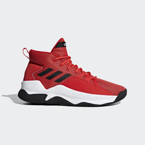 6be253f4c45f0 adidas Streetfire Shoes - Red | adidas Turkey