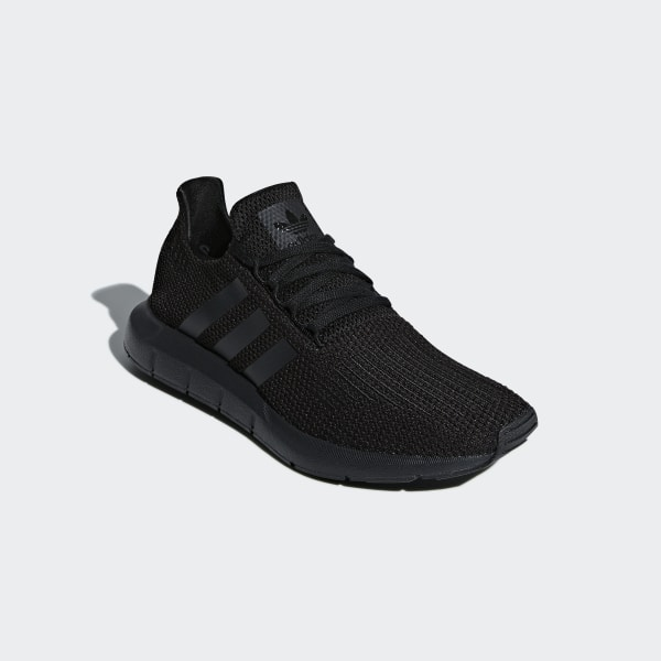 sale retailer 03ec7 d62ba adidas Swift Run Shoes - Black | adidas UK
