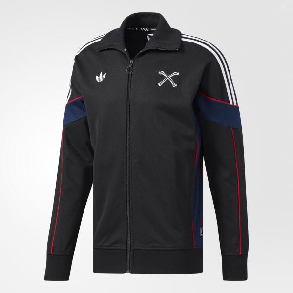 finest selection a0fb6 4059b adidas Bonethrower Track Jacket - Black | adidas US