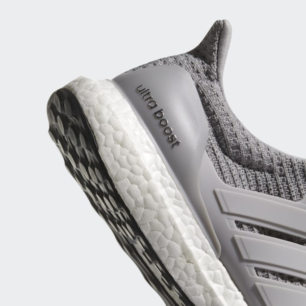 more photos 17312 9298d Ultraboost Shoes Grey Three   Grey Three   Cloud White BB6167