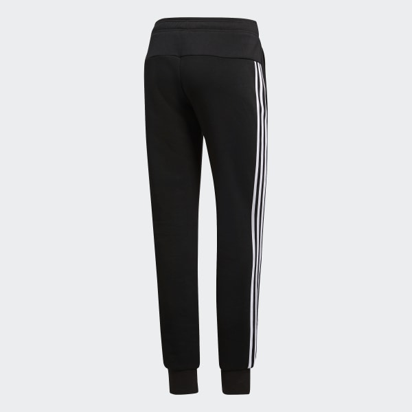 best authentic 0ddcd c29fc Essentials 3-Stripes Pants Black   White S97109