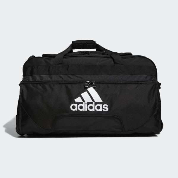 d26f09e86f6 adidas Wheeled Team Bag - Black | adidas US