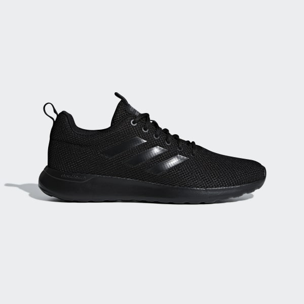 fecddf713 Lite Racer CLN Shoes Core Black   Core Black   Grey Six F34574